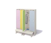 Шкаф для  одежды ДУ-ШР4