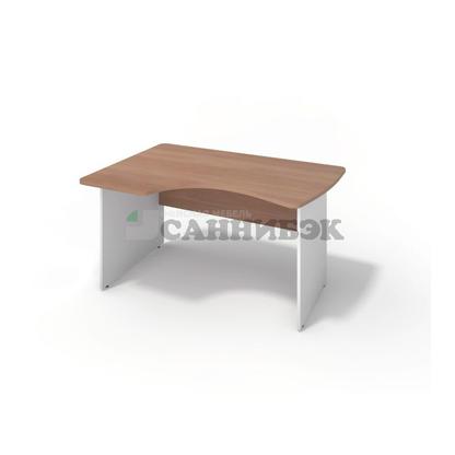 Стол рабочий CI-1439/1440 (л/п)  1380х1000x750