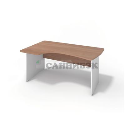 Стол рабочий CI-1441/1442 (л/п)  1580х1000x750