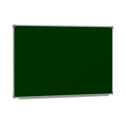 Школьная доска - Одноэлементная 1700х1000 зел/бел (ДА-14)