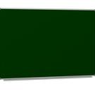 Школьная доска - Одноэлементная 500х750 зел/бел (ДА-10)