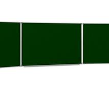 Школьная доска - Трехэлементная 2000х750