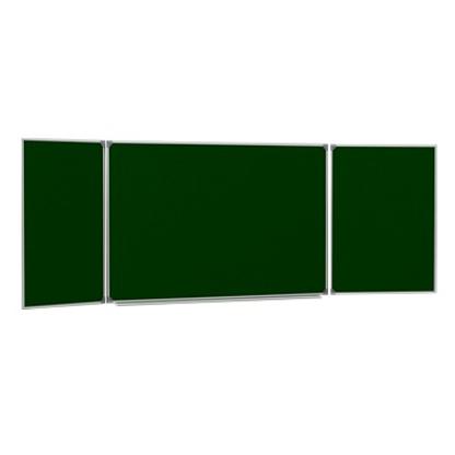 Школьная доска - Трехэлементная 3400х1000 (ДА-34)