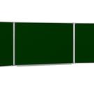 Школьная доска - Трехэлементная 2000х750 (ДА-31)