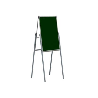 Школьная доска - Мольберт 500x750 зел/бел/комб (М-20)