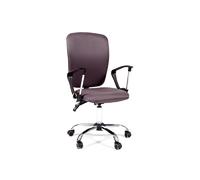 Кресло Chairman 9801 хром