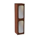 Шкаф узкий  с зеркалом (20Н011)