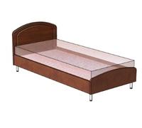 Кровать (20К010)