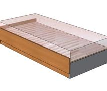 Кровать (К111)