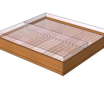Кровать (К031)