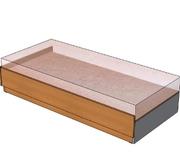 Кровать (K110K120)