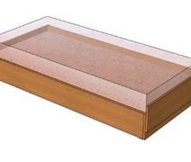 Кровать (К210)