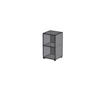 Каркас стеллажа узкого без порталов H011