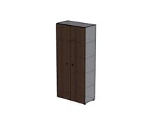 Шкаф гардероб Н033_H642