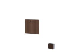Комплект дверей для стеллажей Н640