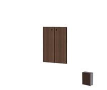 Комплект дверей для стеллажей Н641