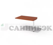 Стол приставной на опоре М-312