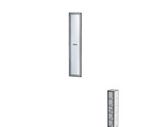Дверь алюминиевая без замка ДШД14.07.