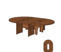Стол конференционный CK9-10