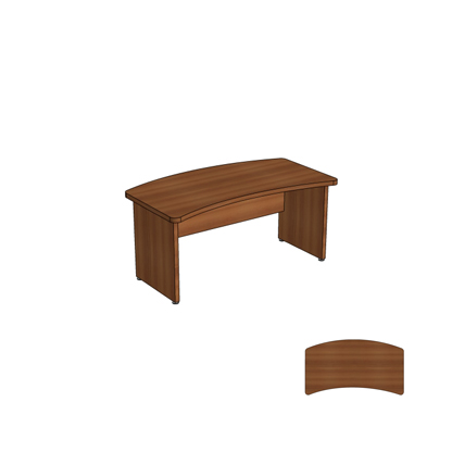 Стол письменный CT9-R20R  2000х1050х735