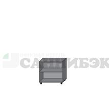 Стеллаж и шкаф мобильный