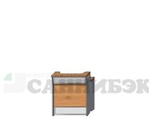 Стойка-рецепция (высотой 955, с выемкой под монитор)