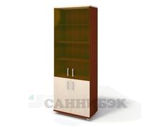 Шкаф широкий со стеклом Г-216.522.С4-2
