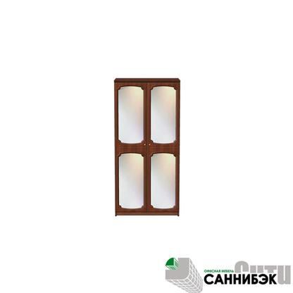 Шкаф для одежды с зеркалом (20Н111)